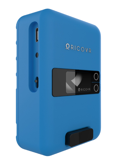 RICOVR drug quantitation device-img