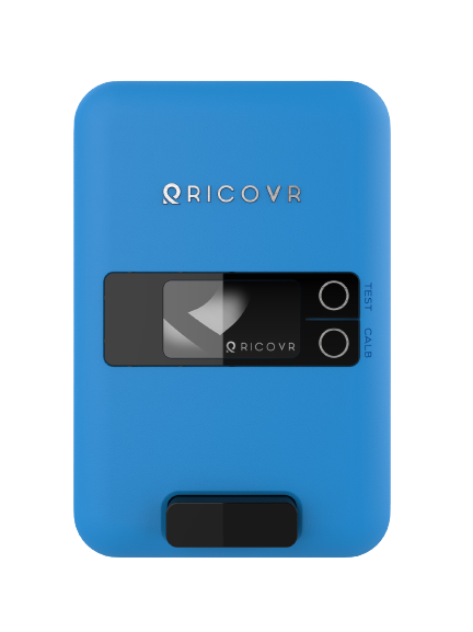 RICOVR drug quantitation device-img2